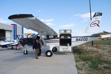 A great short field utility aircraft that seats 10 and can be converted to a jump plane, floatplane, or cargo ship.